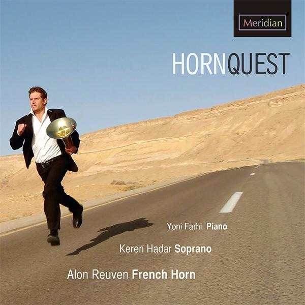 Horn Quest cd cover